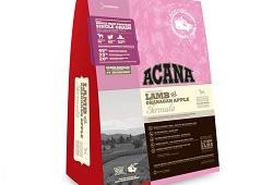 """Корм Acana """"Lamb&Okanagan Apple"""" очень хороший."""
