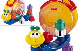 Не самая интересная игрушка в нашей коллекции