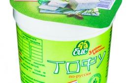 Очень дешевый диетический тофу