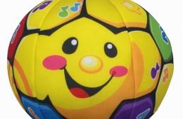 Идеальный мяч для самых маленьких