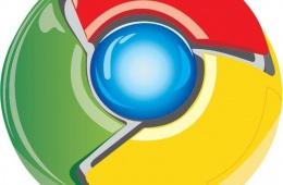 Поменял «Оперу» на Google Chrome