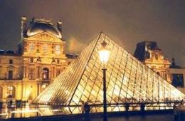 Лувр - изюминка Парижа