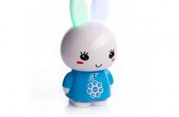 Первая покупка развивающей игрушки - зайчик Алило.