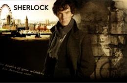 Один из лучших образов Шерлока Холмса