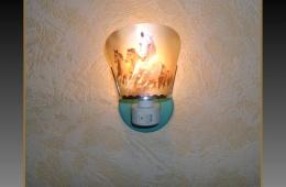 Светильник из fix-price