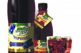 Вкусный и полезный газированный напиток из лекарственных трав и ягод