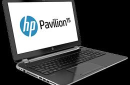 Мой ноутбук HP Pavilion 15-n006sr