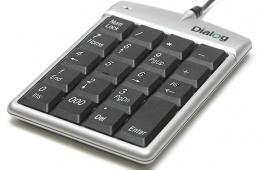 Дополнительная клавиатура для расчетов