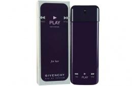 Отзыв о парфюмированной воде Givenchy Play for her (EAU DE PARFUM INTENSE)