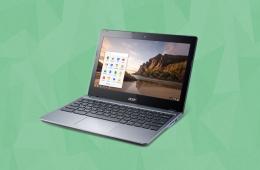 Маленький и шустрый ноутбук
