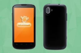 Смартфон моего сына Digma iDxD4 3G