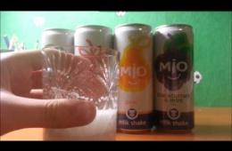 Молочный коктейль без вкуса молока