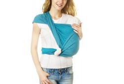 Слинг - шарф Mums Era - мобильная мама и счастливый малыш