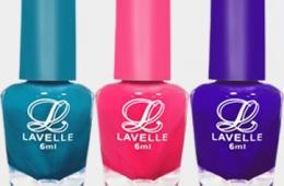 Лак для ногтей Lavelle