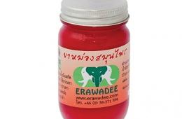 Красный бальзам (Red Balm) «Ya Mong Dang» от Erawadee, 100 грамм