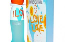 Moschino cheap and chic i love love  - духи на любителя