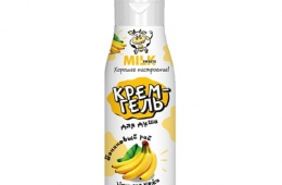 Крем для душа Банановый рай