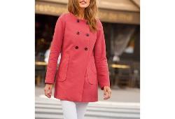 Красивое пальто для ранней осени