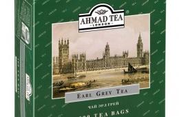 Хороший, но не лучший чай с бергамотом