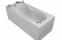 Покупка ванны Aquatika Лира Рефлекса