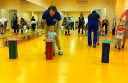 Детский фитнес для самых маленьких