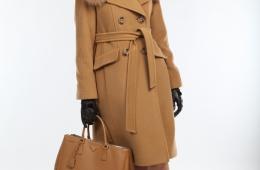 Пальто отечественного производителя