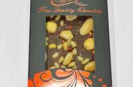 Удивительный шоколад с невероятным набором ингредиентов