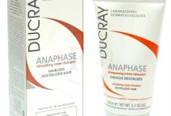 Ужасный шампунь Ducray Anaphase