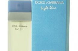 Упаковка Dolche&Gabbana Light Blue