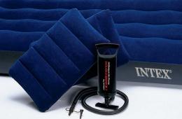 Надувной матрас Intex royal blue