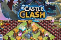 Битва Замков. Мобильная игра