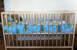 Отличная простая кроватка за скромную цену