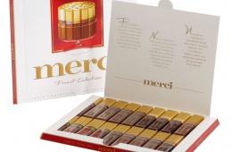 """Шоколад """"Мерси"""" (Mersi) - изумительный вкус"""