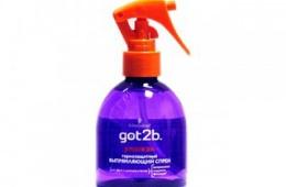 Отличное средство, защищает волосы во время пользования утюжком