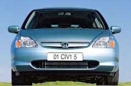 Honda civic – неплохой помощник в городской черте