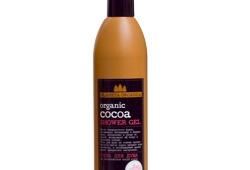 Гель для душа Planeta Organica на органическом масле какао
