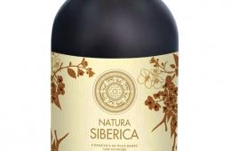 Жидкое крем-мыло Natura Siberica с экстрактом женьшеня