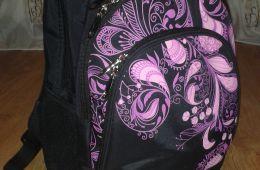Отличный школьный рюкзак