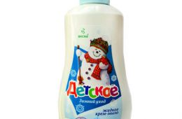 Хорошее детское жидкое мыло