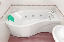 Покупка ванны Triton Мишель