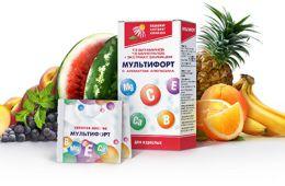 Витамины Мультифорт для взрослых