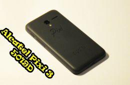 Отличный бюджетный смартфон Alcatel Pixi 5019D
