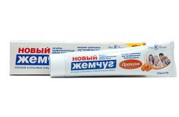 Зубная паста с легким медовым вкусом
