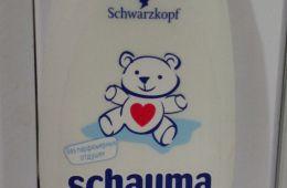 Шампунь и гель для купания Schauma babu