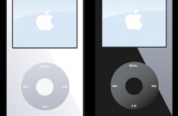 Качественный звук и стиль в Apple iPod Classic