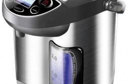 Удобство и комфорт на кухне вместе с термопотом  Redmond RTP-M801