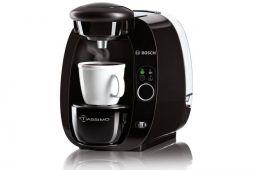 Вкусное кофе с кофемашиной BOSCH Tassimo T20