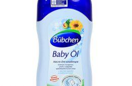 Bubchen Baby Ol - лучшее средство для нежной кожи малыша