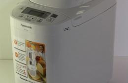 Моя помощница по выпечке ароматного хлеба- Хлебопечь Panasonic SD-2501