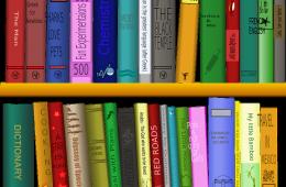 Книги современных издательств в одном магазине